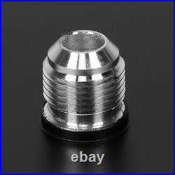 10 Gallon Aluminum Alloy Fuel Cell Gas Tank Level Sender Replacement Auto Vehicl