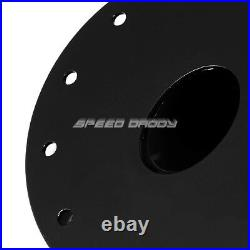 12 Gallon/45l Top-feed Aluminum Fuel Cell Gas Tank+level Sender+45 Filler Neck