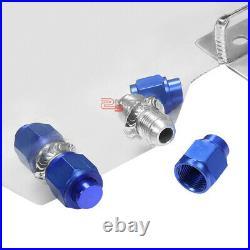 15.5 Gallon Lightweight Aluminum Gas Fuel Cell Tank+level Sender 20x18x10