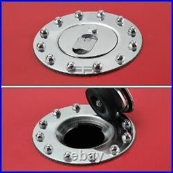 15 Gallon/57l Lightweight Red Coat Aluminum Race Fuel Cell Tank+level Sender