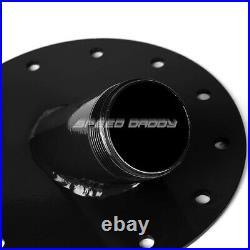17 Gallon/64l Top-feed Aluminum Fuel Cell Gas Tank+level Sender+45° Filler Neck