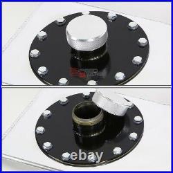 17 Gallon Lightweight Full Aluminum Gas Fuel Cell Tank+level Sender 30x7x17