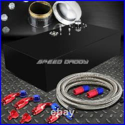 17 Gallon Top-feed Coated Fuel Cell Gas Tank+cap+level Sender+nylon Line Kit