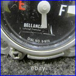 7083-4 Bellanca Fuel Level Sender With Gauge