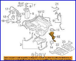 AUDI OEM 01-02 TT Quattro-Fuel Gauge Tank Float Level Sending Unit 8L9919673J