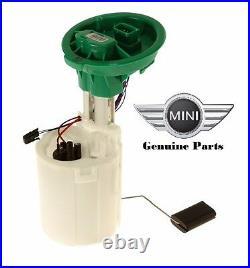 For BMW Mini R55 R56 R57 Fuel Pump Assembly+Level Sending Unit Sensor Sender R57