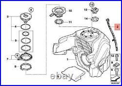Genuine OE BMW Gas Petrol Tank Fuel Level Sensor Sender R 1200 GS 16147675547