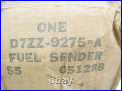 NEW GENUINE OEM Ford D7ZZ-9275-A Fuel Level Sender 1977-1978 Ford Mustang II