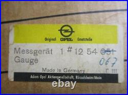 Opel Commodore B GSE Tankgeber VDO Fuel Level Sender Unit Gauge Neu original