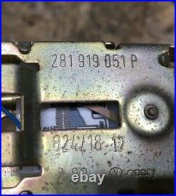 Vw Lt In Tank Fuel Level Sender Unit Gauge Vdo 281919051p